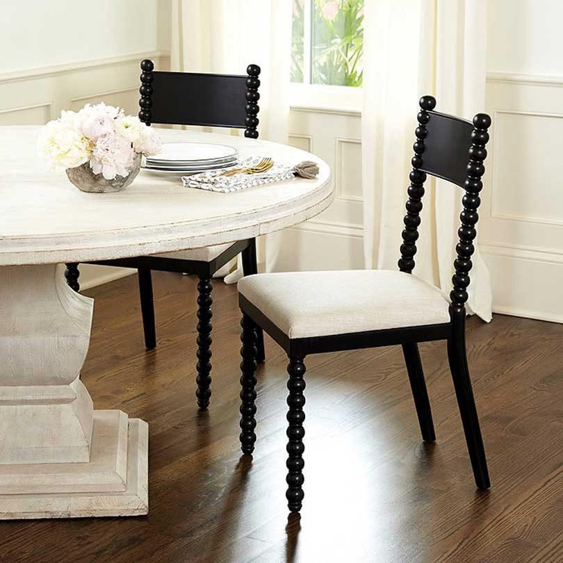Ballard Designs - Livia Dining Spool Chairs