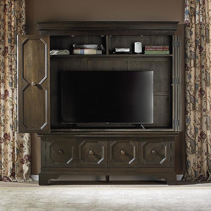 Cossette TV Cabinet, Ballard Designs