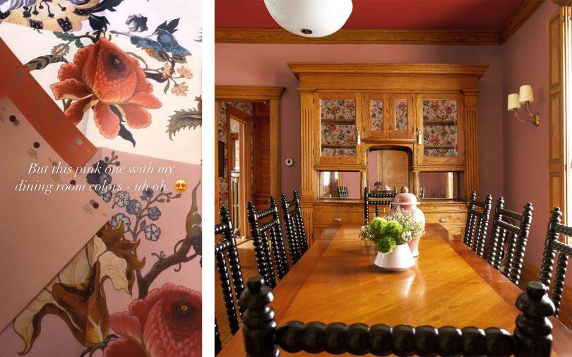 House of Hackney Artemis Blush Wallpaper | Making it Lovely