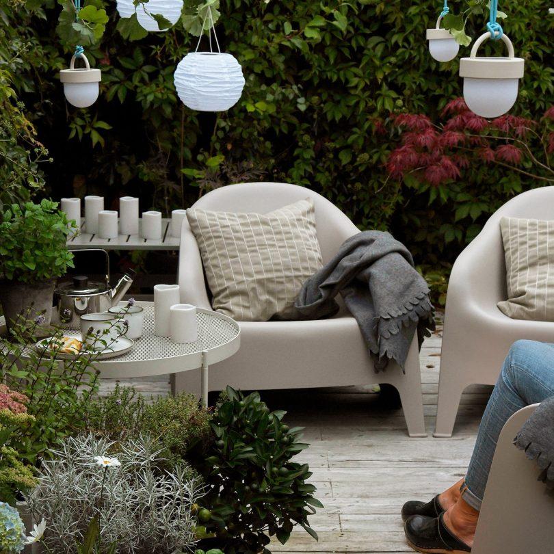 IKEA Skarpo Armchairs