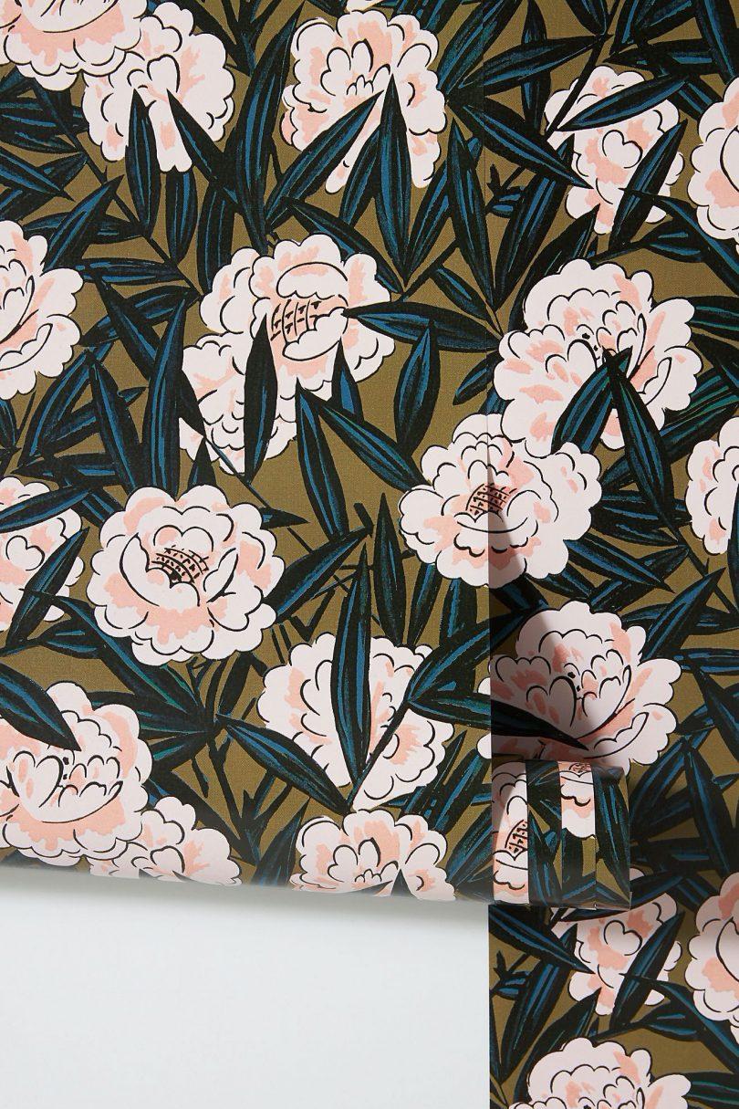 Anthropologie Effie Wallpaper