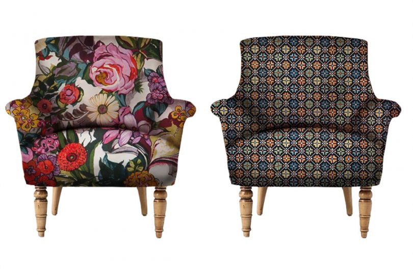 French Fauteuil Crapaud Napolean Armchairs | Calico Corners, Making it Lovely