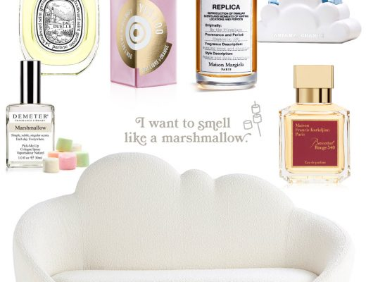 I Want to Smell Like a Marshmallow.