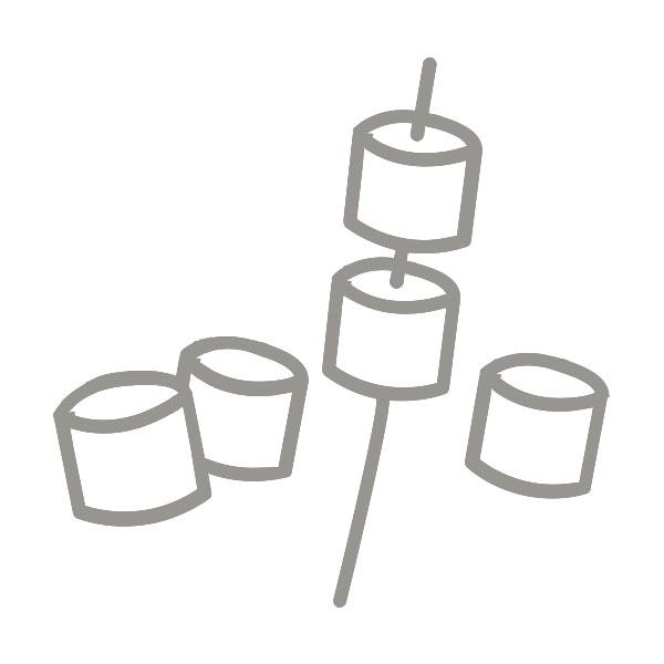 5 Marshmallows